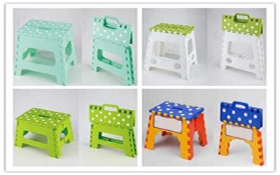 انواع چهارپایه پلاستیکی تاشو