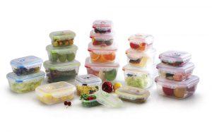 ظروف پلاستیکی خانگی