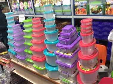 مرکز خرید ظروف پلاستیکی