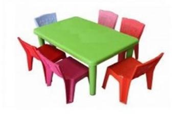 قیمت میز صندلی پلاستیکی