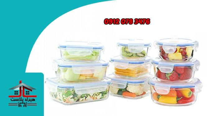 ظروف پلاستیکی آشپزخانه ترکیه
