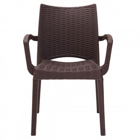 قیمت صندلی پلاستیکی حصیری