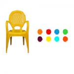 انواع صندلی پلاستیکی دسته دار
