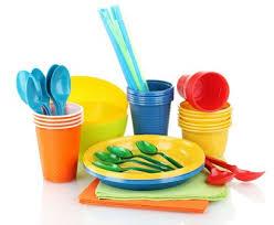 انواع لوازم پلاستیکی آشپزخانه