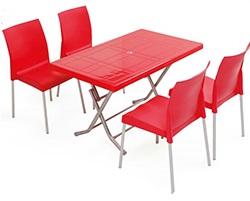فروش میز پلاستیکی آشپزخانه