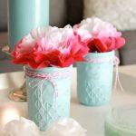 خرید گلدان پلاستیکی تزئینی