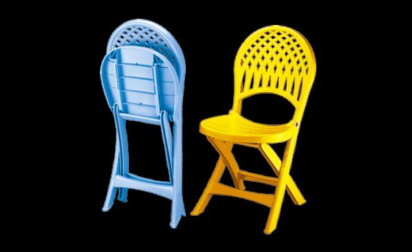 صندلی پلاستیکی شیک