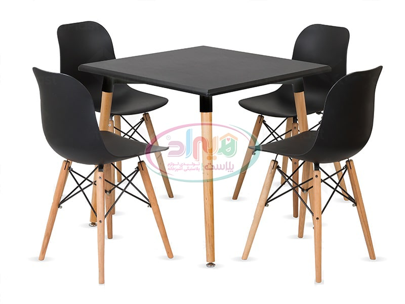 میز صندلی پلاستیکی عمده